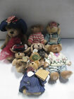 Lot of 7 Boyds Bears