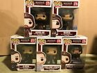 Funko Pop! Assassin's Creed Set Of 5 With Exclusives
