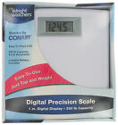 Weight Watchers WW204W White Compact Weight Watchers Precision Electronic Scale