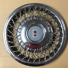 1991 1992 1993 1994 Oldsmobile Cutlass Ciera Wire Spoke Hubcap Wheel Cover