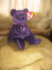 ' PRINCESS' Original TY 1997-1st Edition Beanie Babies Collection w/Heart Tag