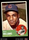 Top 10 Billy Williams Baseball Cards 27