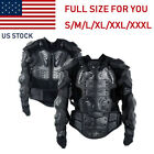 Motorcycle Full Body Armor Jacket Motocross Racing Spine Chest Protector Gear T