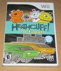 Heathcliff The Fast and the Furriest (Nintendo Wii) Brand New / Fast Shipping