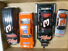 Lot of 4 Dale Earnhardt Diecast Army 1 24 Goodwrench w trailer Silver Select