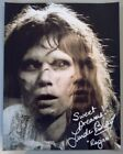 the Exorcist LINDA BLAIR autograph HAND SIGNED 11 X 14 WITH COA 9585