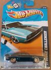 2012 Hot Wheels Super Treasure Hunt Muscle Mania 71 Dodge Challenger In Prote