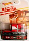 HOT WHEELS 2014 RETRO ENTERTAINMENT BJ AND THE BEAR THUNDER ROLLER