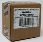 2017 18 PANINI NOIR BASKETBALL HOBBY BOX CASE 4 BOXES 1 PACK 10 CARDS PER PACK