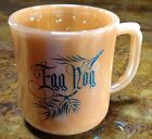 Fire King Egg Nog Peach Luster Cup Small 6 oz Mug Replacement