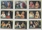 2018 WWE Topps Heritage - Complete Big Legends Insert Set Sting Flair 50 Cards