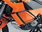 KTM ADVENTURE 950/990 CRASH BAR SET BLACK ENGINE GUARDS WAS $319.99 NOW $279.99