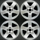 Set 2006 2007 2008 Chevrolet Aveo OEM Factory 96653135 Original Wheels Rims 6614