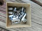 Vintage NOS Stainless steel Ball Latches slide latch ball bearings 1 3/32
