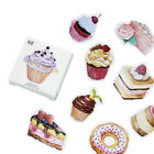 45 Pcs Pack Sweet Cake Kawaii Stickers Love Flakes Stationery DIY Scrapbooking