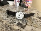 VINTAGE BREGUET MOON PHASE SS CUSTOM CASE MEN WATCH