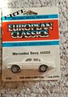 Vinrage Ertl European Classics White Mercedes Benz 450SE New in Package