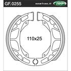 Rear Brake Shoes Fit MALAGUTI 50 YESTERDAY 1998 1999 2000 2001 S4S