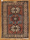 an antique shirvan cocasian rug #7861 With Date