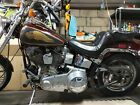 1985 Harley Davidson Softail Early 1985 FXST