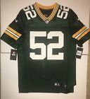 Nike Authentic NFL Jersey Green Bay Packers Clay Matthews Green size 40 Medium