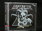 ENFORCER From Beyond + 3 JAPAN CD Alpha Tiger Skull Fist White Wizzard Wolf