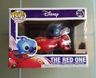 Funko Pop Rides Disney #35 Lilo And Stitch The Red One Box Lunch Exclusive!
