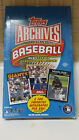 2012 Topps Archives Hobby Box 2 autos per box!! Harper SSP RC, Auto?