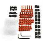 Complete Fairing Bolt Kit Screws For Suzuki GSXR600 750 Honda Yamaha KTM RED