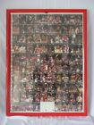 Sky Box USA Basketball Collector Cards Set Framed Uncut Sheet Jordon Pippin Bird