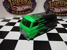 Hot Wheels 66 Dodge A100 Van Custom Running Paint Real Riders FREE SHIPPING