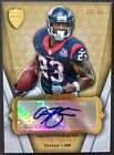 Arian Foster Cards and Autograph Memorabilia Guide 26