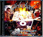 SEALED NEW CD Girlschool - 21st Anniversary: Not That Innocent