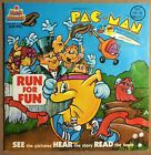 Pac-Man 45 Book Run For Fun 1970 Glossy Mint- Vinyl VG+ Booklet