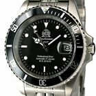 Tauchmeister german automatical diver watch WR 20bar T250