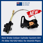 Rear Master Cylinder complete Brake Assembly for 125 140 150cc Dirt Trial bike