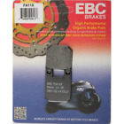 EBC Organic Brake Pads Beta REV-3 80, TECHNO 125 Gas Gas EC Boy 50