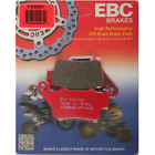 EBC Carbon X Rear Brake Pads KTM 690 Enduro R, ATK 500, BMW F700GS