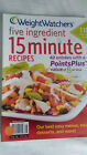 Weight Watchers magazine Aug 2011 weight loss recipes entrees meals dinner
