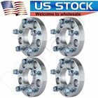 4Pcs 1 25mm Thick 5x120 5 Lugs Wheel Spacers Kit fits BMW 325i 325xi 328i 328xi