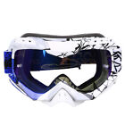 Motocross Goggles Snowboard Eyewear Riding Racing Scooter Sunglsses Blue