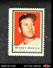 Comprehensive Guide to 1960s Mickey Mantle Cards 62