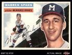 Warren Spahn Cards, Rookie Cards and Autographed Memorabilia Guide 10