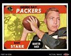 Bart Starr Football Cards, Rookie Card and Autograph Memorabilia Guide 3