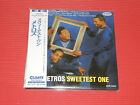 THE METROS SWEETEST ONE  WITH BONUS TRACKS JAPAN MINI LP CD