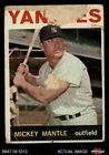Comprehensive Guide to 1960s Mickey Mantle Cards 110