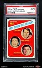 1971 Topps #149 Rick Barry Billy Keller Nets Colonels Pacers PSA 7 - NM