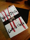 COOK Gary Blood TrailLtd Numbered Signed Leather Marbled in Slipcase