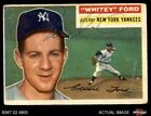 Top 10 Whitey Ford Baseball Cards 17
