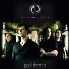 Civil Demon Akanoid - 2009, 100 Burning Guitars, Unbreak Me - New Music Audio CD